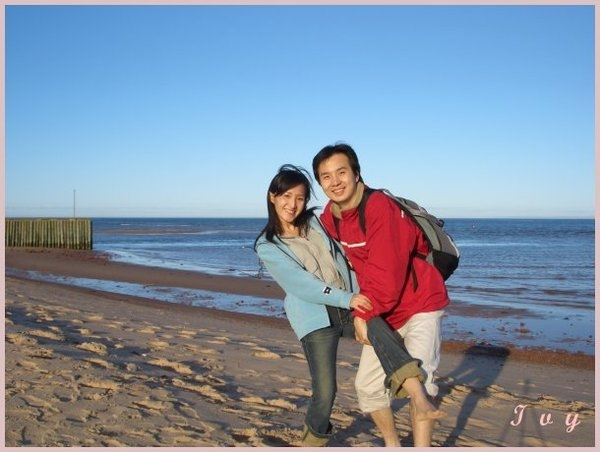 ~ Prince Edward Island ( PEI ) 之旅 ~ Day 2 (下) - East Point