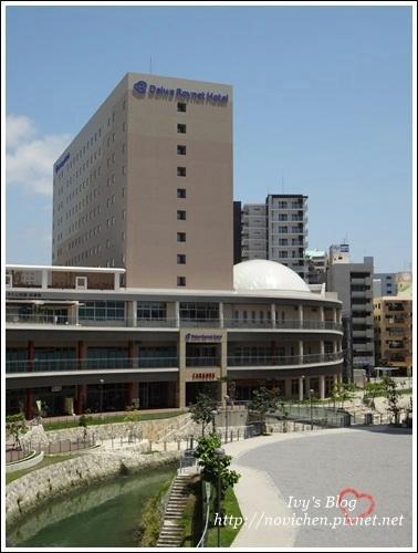 《2013。OKINAWA》[住宿] Daiwa Roynet Hotel NAHA-KOKUSAIDORI 國際通