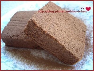 * Brownies系列-3 * Chewy Brownies