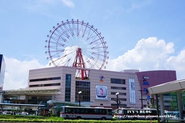 鹿兒島中央站Amu Plaza_1.JPG