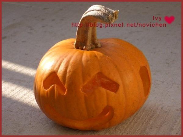 Halloween之刻南瓜篇