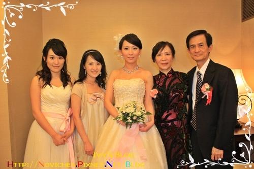 美麗的大姐結婚&歸寧..要一輩子幸福!!