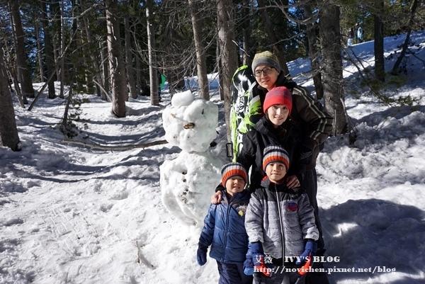 ▌美國加州 ▌【玩雪】Reno行(上) ♥ 樹林裡的Snopark 玩雪去 ♥ (含交通及自駕注意事項)