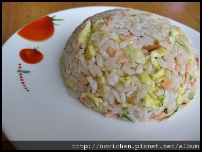 〈1歲半以上寶寶食譜〉鮭魚蔬菜拌飯