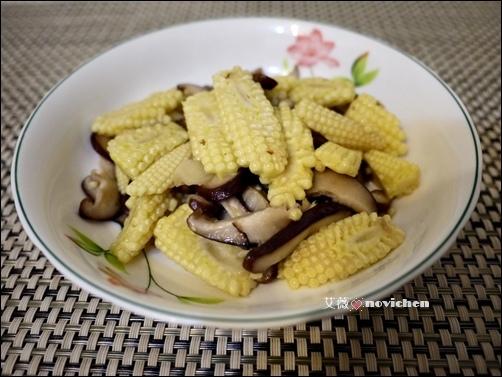 ♥ 中式料理 ♥  香菇玉米筍