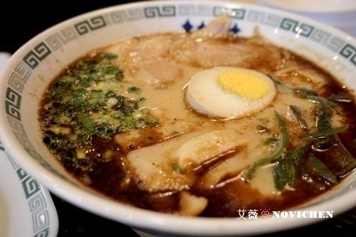 ▌日本九州 ▌【美食】來到熊本也要吃拉麵! ♥ 桂花拉麵 ♥