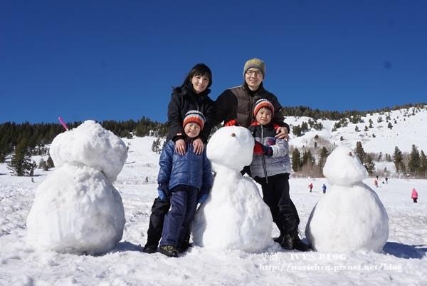 ▌美國加州 ▌【玩雪】Reno行(下) ♥ Mt.Rose 旁的冬日大雪原滑雪、太浩湖&Donner Lake湖邊美景 ♥
