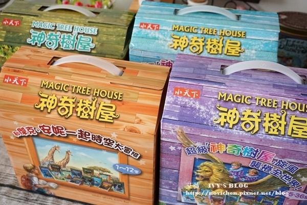 ▌童書推薦 ▌ 看過一本,就會讓人想要收集一整套的兒童優良讀物  神奇樹屋 Magic Tree House 25~48集