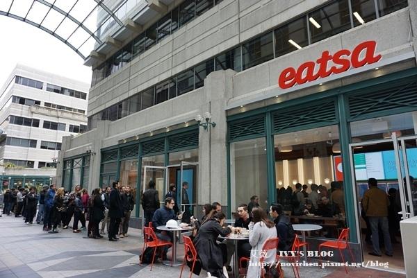 ▌美國加州 ▌【美食】超Cool!從點餐到取餐都無人服務的素食餐廳 ♥ eatsa ♥