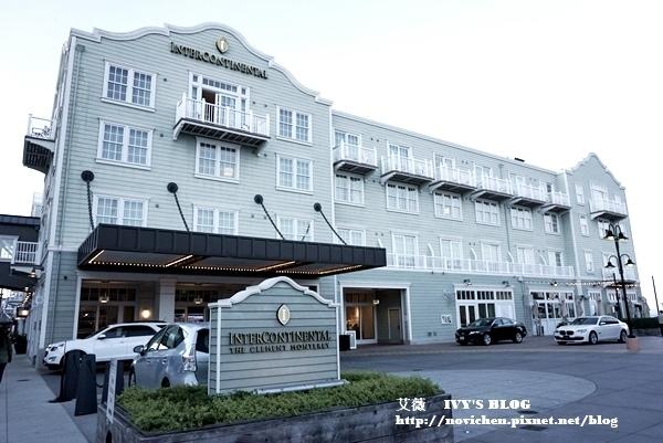 ▌美國加州 ▌【Monterey住宿】超奢華,飯店旁就有美麗海景的 ♥ The InterContinental The Clement Monterey 洲際飯店 ♥