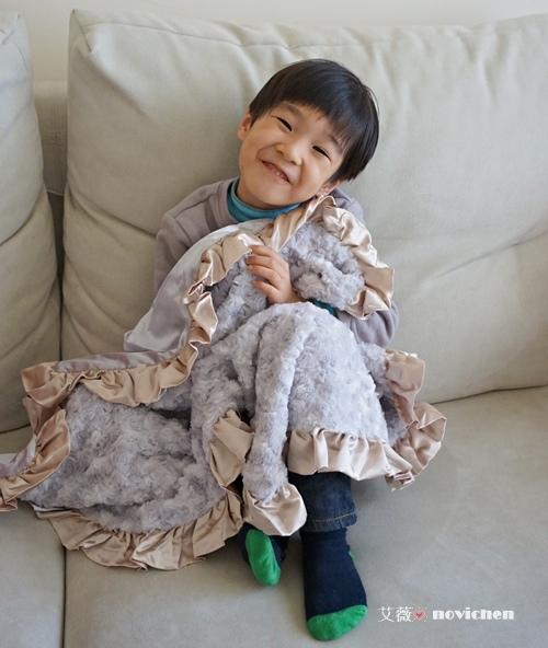 (團購結束)♥ 邀約 ♥ 來自美國的頂級時尚單品 ~ Angel n Bella 攜帶毯