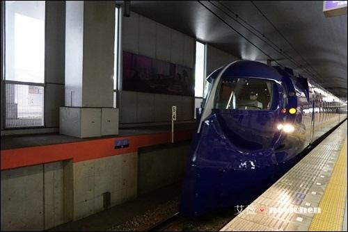 《2014。大阪》【交通】關西機場進大阪的方法~南海電鐵
