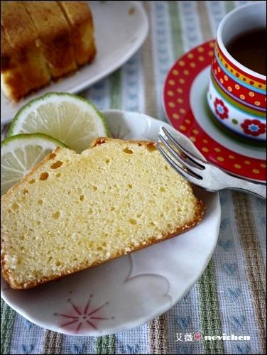 ♥ 艾薇廚房 ♥ 蛋糕類。檸檬奶油磅蛋糕