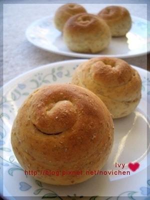 *麵包類* 花生麥穗麵包捲