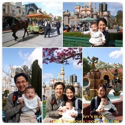 [7M3W] Disneyland之旅 & 相機摔壞了