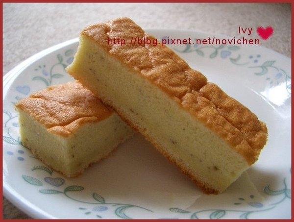 *蛋糕類* 香蕉戚風蛋糕