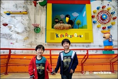 《2014。大阪》【景點】KIDS PLAZA OSAKA ~大人小孩都愛的室內遊樂園