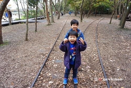 ▌旅遊 ▌ 羅東。野放小孩的好去處  ♥ 羅東林業文化園區 ♥