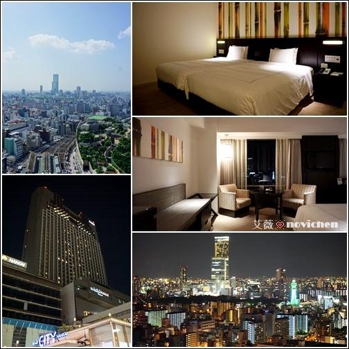 《2014。大阪》【住宿】Swissotel Nankai Osaka 大阪南海瑞士飯店