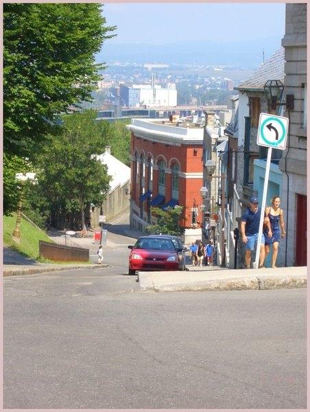 Quebec City-被登錄為世界遺產的魁北克省首府