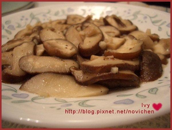 *中式料理* 奶油香菇