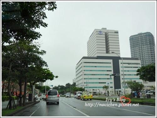 《2013。OKINAWA》[住宿] Daiwa Roynet Hotel NAHA-OMOROMACHI 新都心