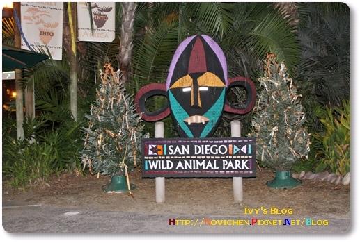 [16M5W] 1219 San Diego Wild Zoo