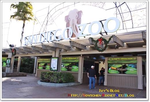 [16M4W] 1213 San Diego Zoo