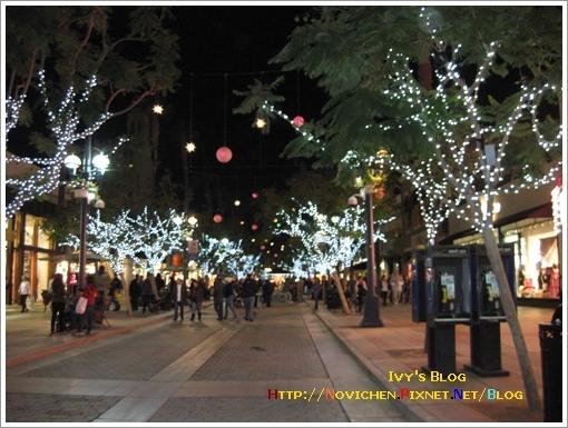 [15M5W] 1121 入夜的Santa Monica街景_2.JPG
