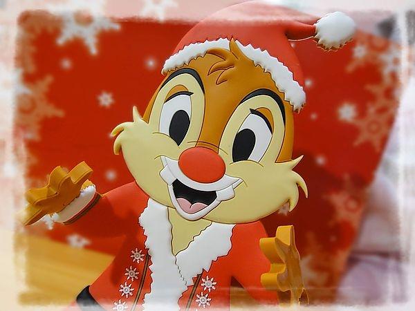 《禮物》香港迪士尼2011聖誕節-蒂蒂手機座