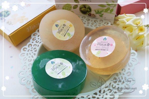 《體驗》給自己最好的-羽沛生技植萃皂 / 洗面皂