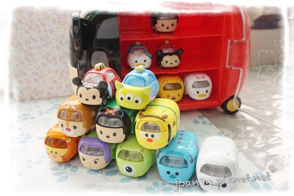 《開箱》迪士尼Tsum Tsum 多美小汽車 Part.2