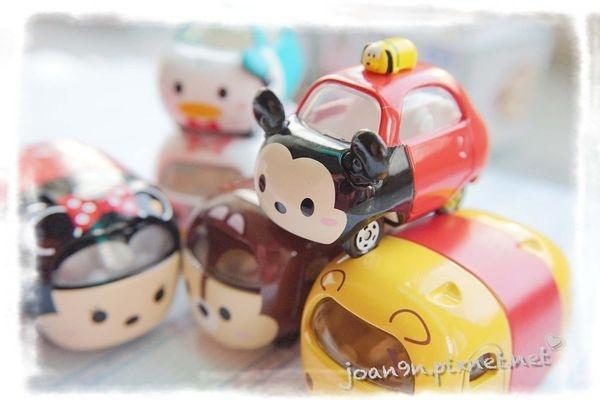 《開箱》迪士尼Tsum Tsum 多美小汽車