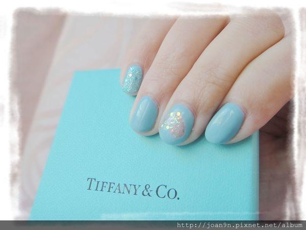 《光療》就是愛Tiffany-亮片教學