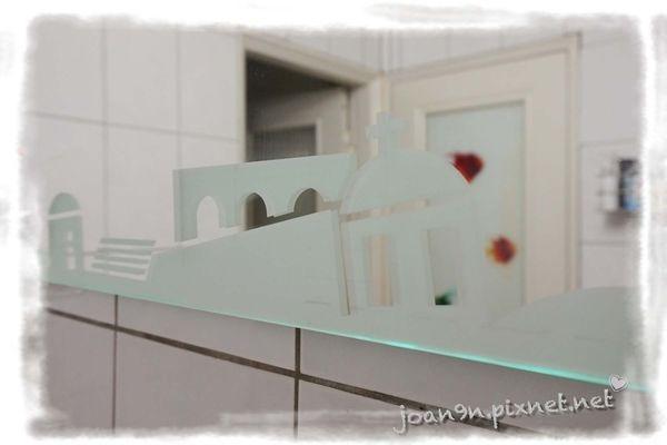 《體驗》特力屋浴室專用愛琴海除霧鏡