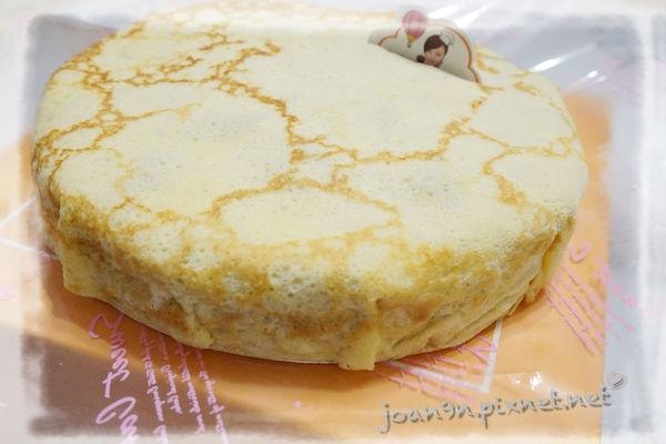【團購美食推薦】杜媽廚房健康烘培 經典芋泥千層蛋糕
