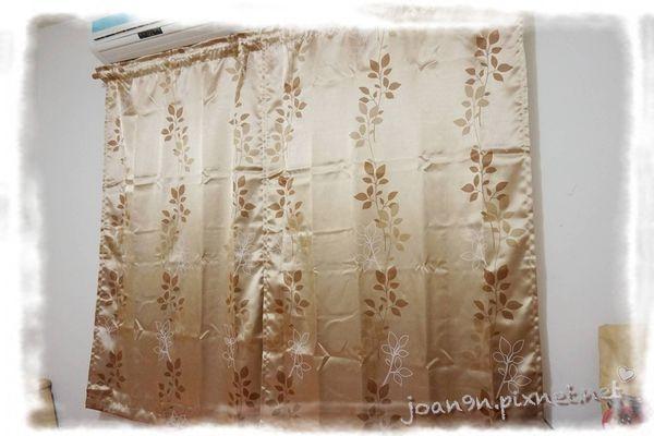 《體驗》過新年 換窗簾-奧利維亞遮光窗簾