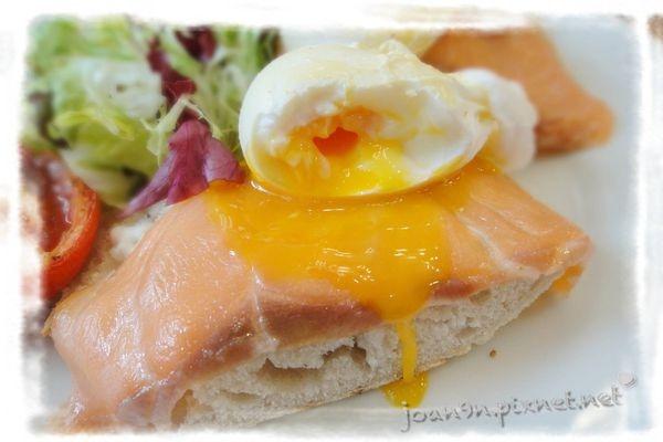 《食記》內湖早午餐-PAUL