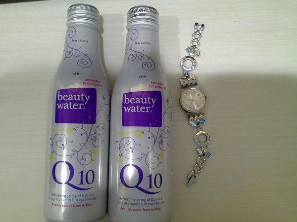 [體驗試喝]讓你喝的美麗又健康來自德國beautywater Q10 E美飲