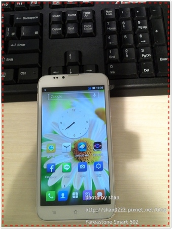 [分享]Fareastone Smart 502開箱文