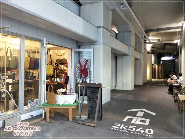 【東京】2K540 AKI-OKA ARTISAN 設計職人街~文青必訪。街頭GO-KART,讓你享受眾人的目光盡情奔馳。