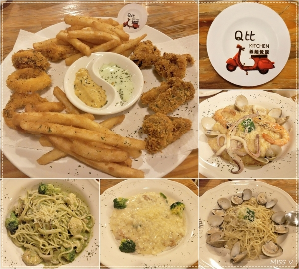 【高雄美食】Q比KITCHEN~料多味美又實在,百元首選!!