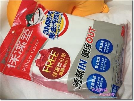 【試貨】+【保潔墊推薦】=3M保潔墊平單式枕套,科技奈米技術讓枕頭防汙去漬好乾淨!