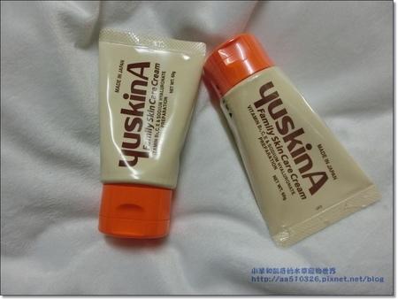 【心得】(文末抽獎)YuskinA乳霜-讓你冬天乾燥脫皮OUT!! (❛◡❛✿)