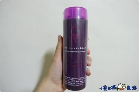 【心得】超滅火!!Q8喚彩持/矯色洗髮精 雖然顯色但洗完頭髮會超乾燥!!!