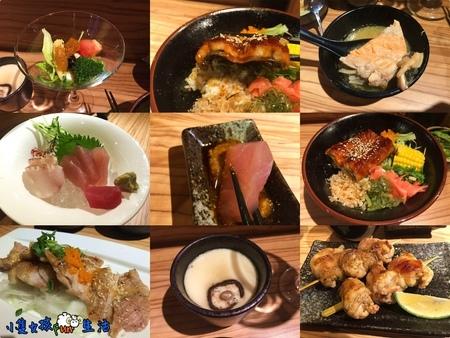 [彰化食記]彰化市日本料理新選擇~聚樂日本料理,菜單選擇多樣化的精緻日本料理,適合聚餐、小酌、約會(免服務費)