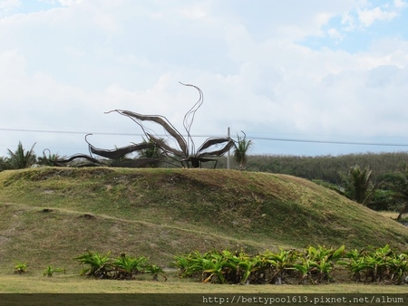 [台東二天一夜]漂流木的藝術村-加路蘭遊憩區