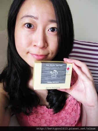 [女人知己試用大隊] BIOCROWN百匡功能性香氛手工皂系列-竹炭香氛手工皂試用分享文