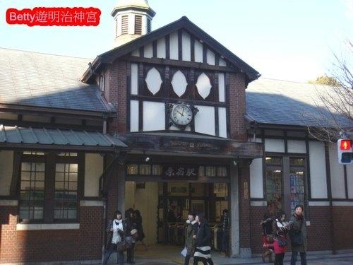 [東京]明治神宮怎麼去?