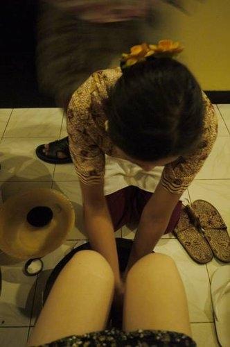 [峇里島]Bali式-Aromatherapy巴里島精油按摩超享受